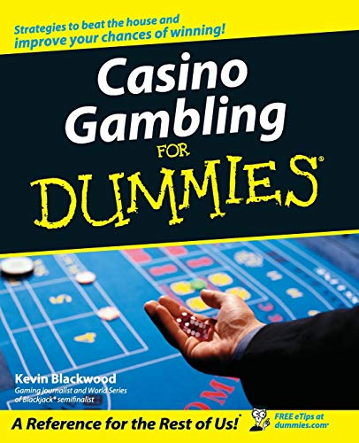 Compare Textbook Prices for Casino Gambling For Dummies 2 Edition ISBN 9780471752868 by Kevin Blackwood