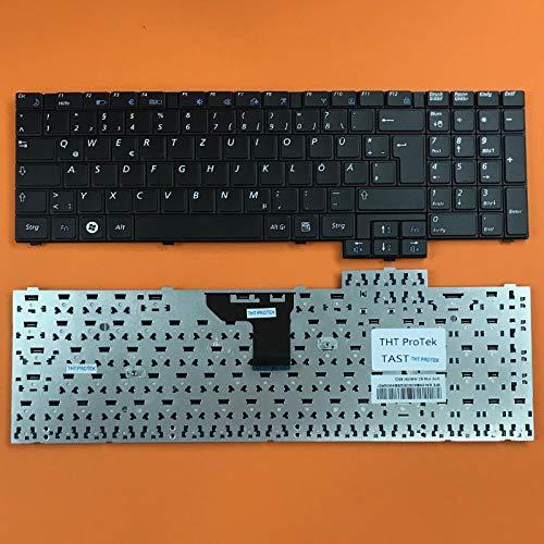 kompatibel für Samsung R719-Aura DEUTSCHE - Schwarz Tastatur Keyboard