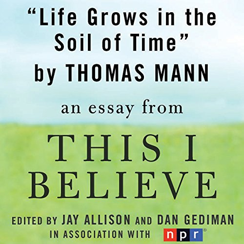 Life Grows in the Soil of Time audiobook cover art