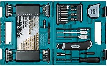 Makita D-37144 71-Piece Metric Bit and Hand Tool Set