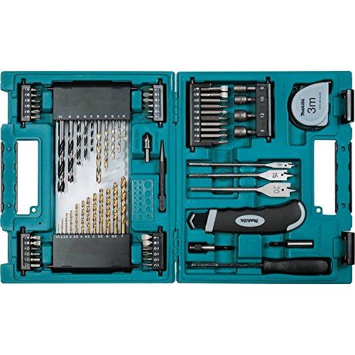 Makita D-33691 - Maletín de accesorios 71pcs