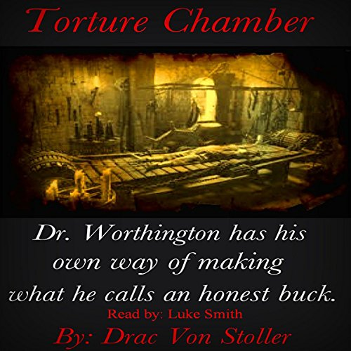 Torture Chamber audiobook cover art