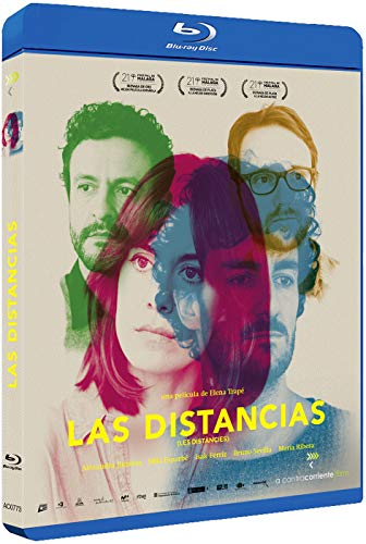 Las distancias - BD [Blu-ray]