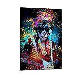 ASDZZ Ebay Paintings Jimi Hendrix Poster dekorative Malerei