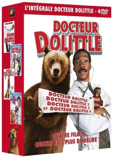 Docteur Dolittle 1 + 2 + 3 + 4 : L'intégrale