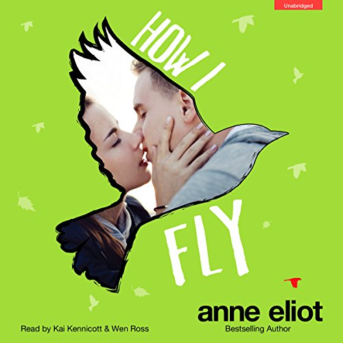 How I Fly audiobook cover art
