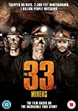 The 33 Miners [DVD] by Alejandro Goic