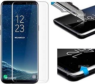 Protection Écran 3D Transparent Verre Trempé pour Samsung Galaxy S8