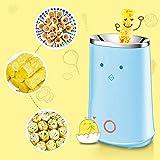 Q-YR Taza De Rollo De Huevo Huevo De Doble Tubo De Rollo De Máquina De La Casa Comercial Multifuncional Máquina De Cocina Desayuno Tortilla Azul