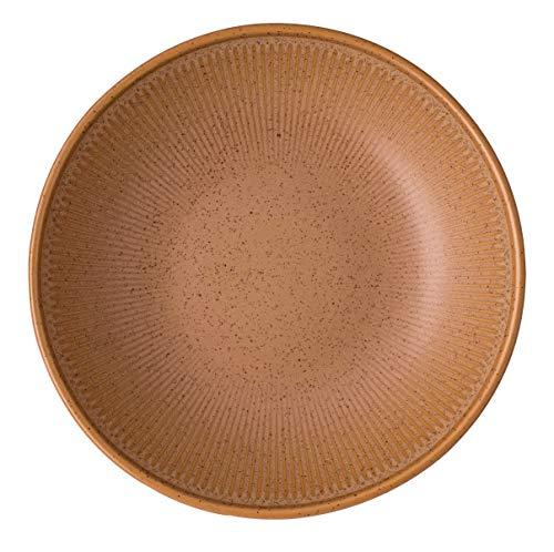 Thomas Clay Earth 21740-227075-60323 - Plato hondo (23 cm, 1 unidad)