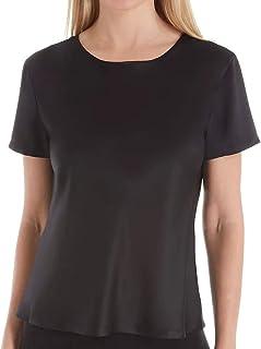 قميص حريمي محاك من الريش من Natori