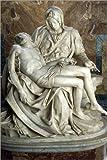 Poster 40 x 60 cm: Piéta von Michelangelo von James L.