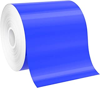 "SafetyPro 4""x150` Blue Premium Vinyl Labeling Tape, for SafetyPro, Duralabel 4TTP, Duralabel Pro, VnM, and Select LabelTac..."