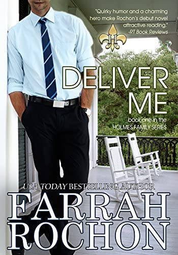 Deliver Me The Holmes Brothers Book 1 product image