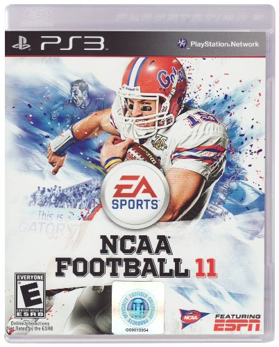 NCAA Football 11 [US Import]