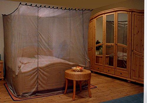 Aaronia Kasten-Baldachin Shield (für Doppelbett), Abschirmleistung: 50dB, Schutz vor Elektrosmog