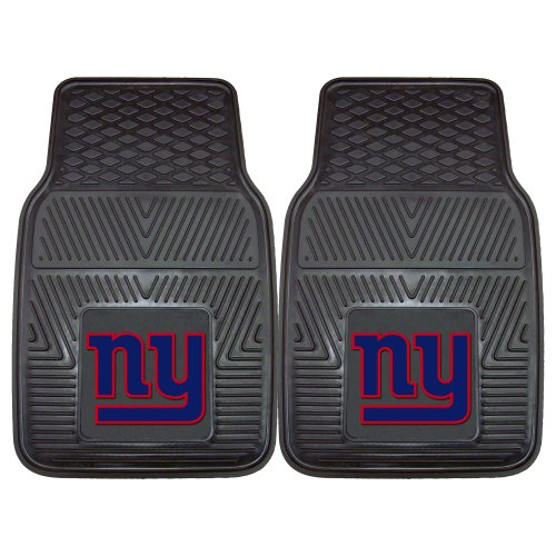 FANMATS NFL New York Giants Vinyl Heavy Duty Car Mat , 18'x27'
