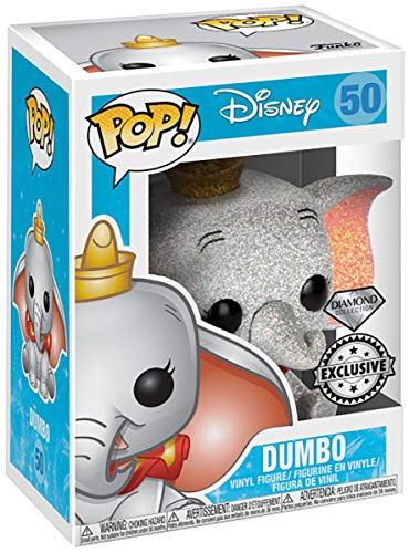Figura Pop Disney Dumbo Glitter Exclusive