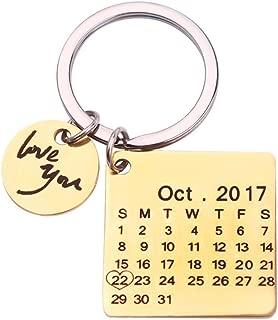 keychain date