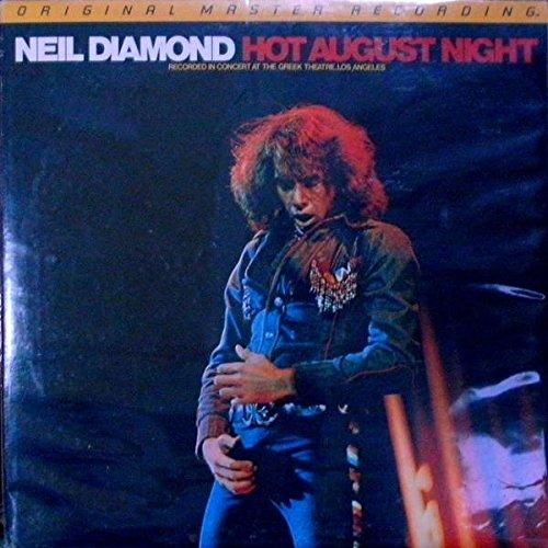 Neil Diamond - Hot August Night - Mobile Fidelity Sound Lab - MFSL 2-024