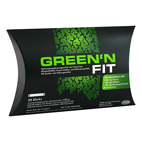 Green'n Fit Trinkgranulat 20 stk