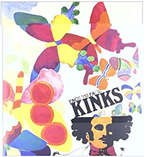 kinks face to face lp