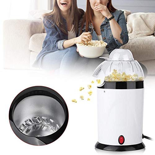Simlug Popper Popcorn Maker, Mini palomitas de maíz blancas para el hogar,...