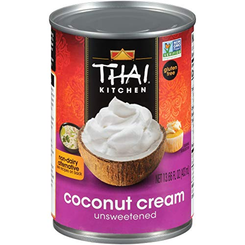 Thai Kitchen Unsweetened Coconut Cream, 13.66 Fl Oz