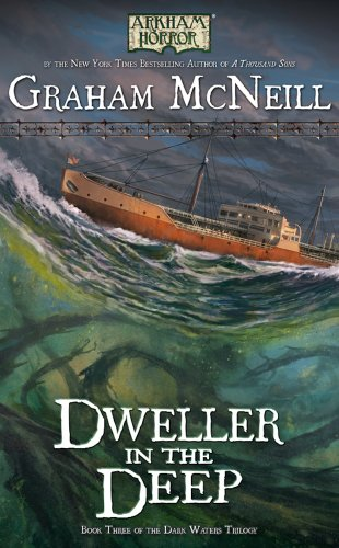 Arkham Horror: Dweller in the Deep (The Dark Waters Trilogy Book 3) (English Edition)