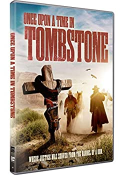 DVD Once Upon a Time in Tombstone Book