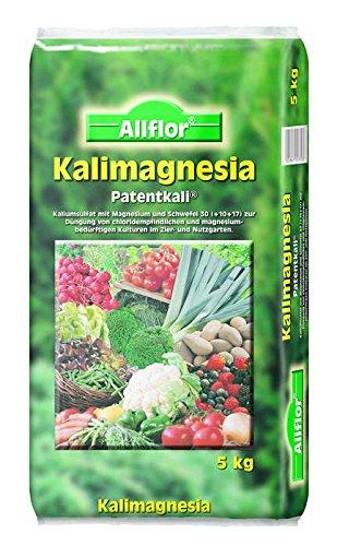Preisvergleich Produktbild Allflor Kalimagnesia Patentkali® - Spezialdünger für Obst,  Gemüse und Zierpflanzen (10Kg)
