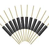 WEKON Lot de 12 Reed Switch en Plastique, Reed Commutateur Normalement Ouvert 3.0 * 3.0 * 14mm