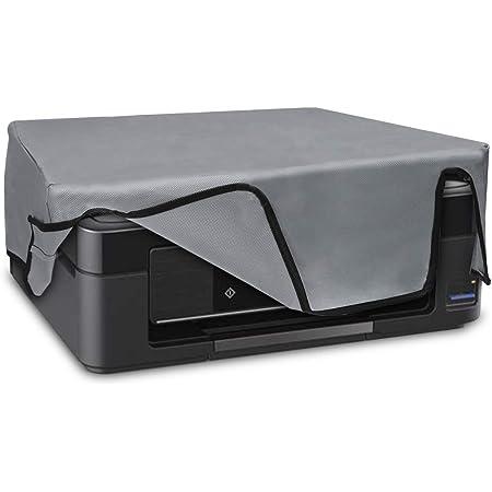 Kwmobile Hülle Kompatibel Mit Epson Expression Xp 255 455 Drucker Staubschutzhülle Schutzhaube Schutzhülle Hellgrau Bürobedarf Schreibwaren