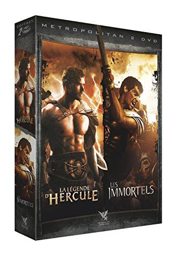 La Légende d'Hercule + Les Immortels [Francia] [DVD]