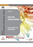 Cos de Subalterns de la Generalitat de Catalunya. Temari (Colección 388)
