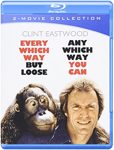 Every Which Way But Loose / Any Which Way You Can (Two-Movie Collection) [Blu-ray]