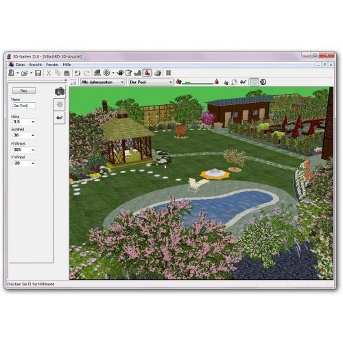 3D Garten 11 [Download]