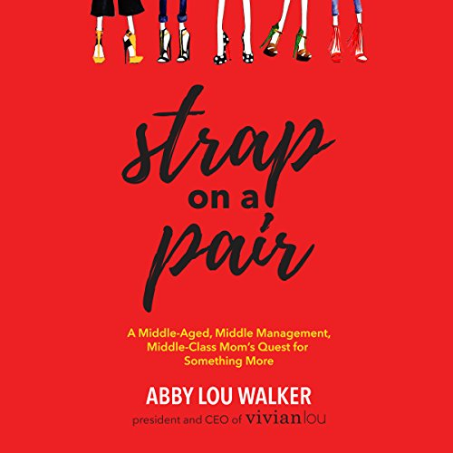 Strap on a Pair audiobook cover art