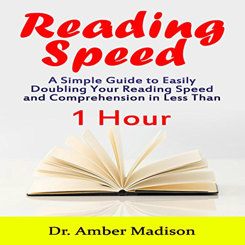 Reading Speed audiobook cover art