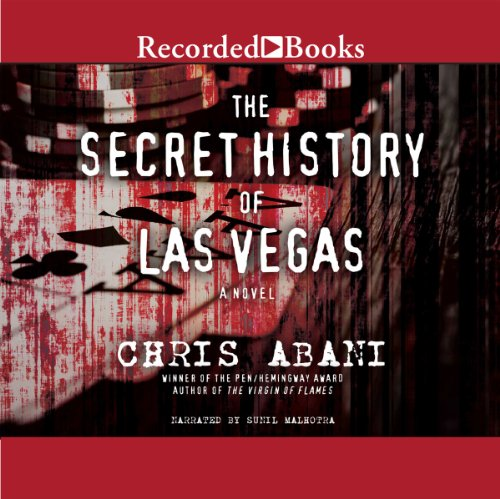The Secret History of Las Vegas audiobook cover art