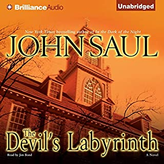 The Devil's Labyrinth cover art