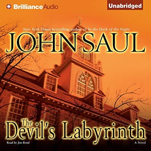 Couverture de The Devil's Labyrinth
