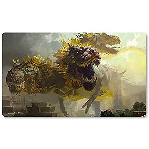 Zacama, Primal Calamity - Juego de Mesa MTG Playmat Table Mat Juegos de Alfombrilla Mousepad Play Mat para Yugioh Mon Magic The Gathering 30X80CM