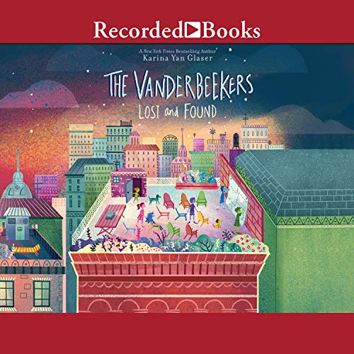 The Vanderbeekers Lost and Found cover art