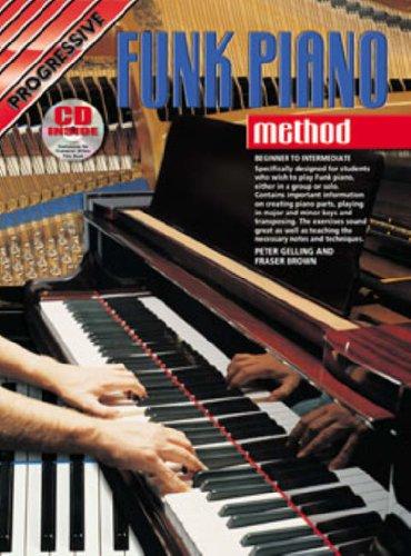 Funk Piano Method