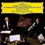 マウリツィオ・ポリーニ モーツァルト ピアノ協奏曲第23番 第19番 生産限定盤 UHQCD