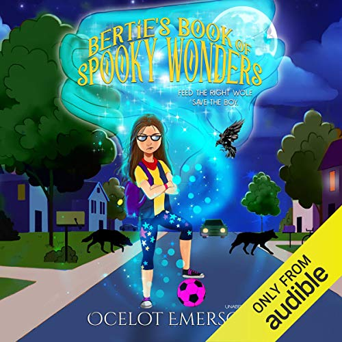Bertie's Book of Spooky Wonders cover art