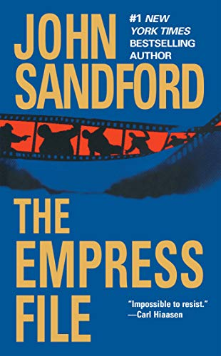 The Empress File (Kidd Book 2)
