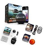 Deeper Smart Sonar Pro+ Set WiFi + GPS + Smartphone Halterung + Night Fishing Cover