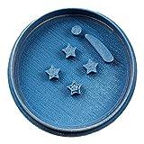 Cuticuter Dragon Ball Bola De Drac Cortador de Galletas, Azul, 8x7x1.5 cm